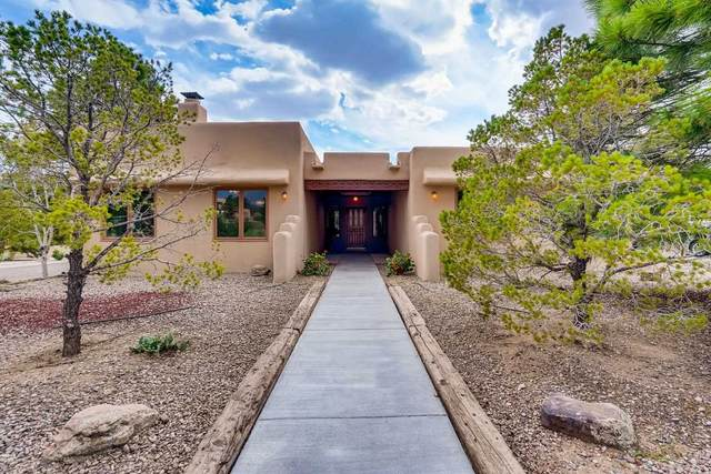 2720 Puerto Bonito, Santa Fe, NM 87505 (MLS #202103599) :: Neil Lyon Group | Sotheby's International Realty