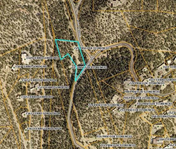 729 Paseo De Florencio, Santa Fe, NM 87501 (MLS #202103611) :: Berkshire Hathaway HomeServices Santa Fe Real Estate