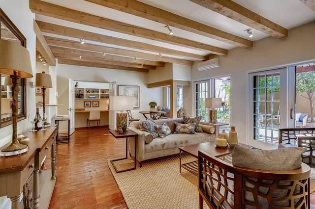 841 E Alameda D, Santa Fe, NM 87501 (MLS #202103619) :: Neil Lyon Group | Sotheby's International Realty