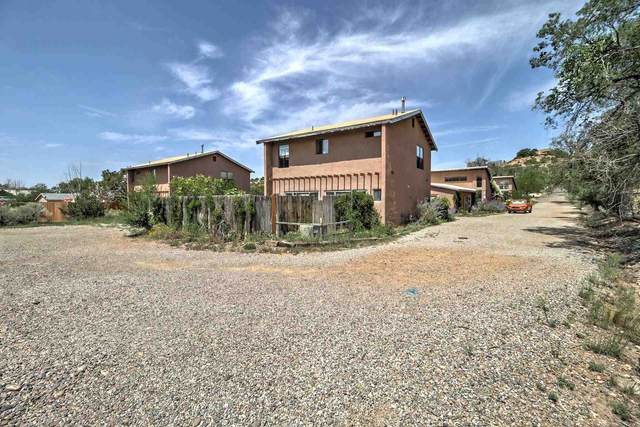 2210 & 2214 West Alameda, Santa Fe, NM 87507 (MLS #202103637) :: Berkshire Hathaway HomeServices Santa Fe Real Estate