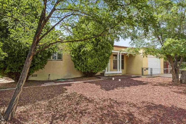 114 Sicomoro, Santa Fe, NM 87501 (MLS #202103644) :: Summit Group Real Estate Professionals