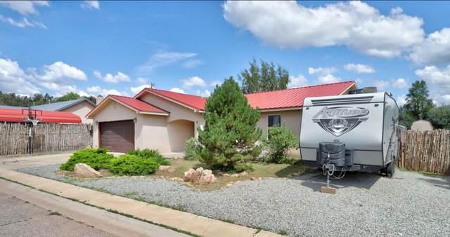 6 Camino Gemma, Pecos, NM 87552 (MLS #202103646) :: Berkshire Hathaway HomeServices Santa Fe Real Estate