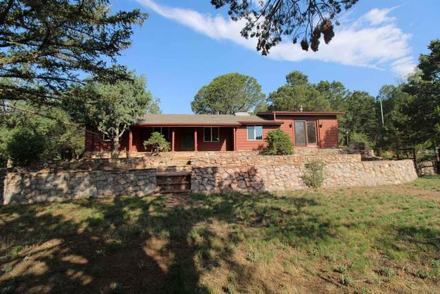 45 Casa Loma, Tijeras, NM 87008 (MLS #202103667) :: Summit Group Real Estate Professionals