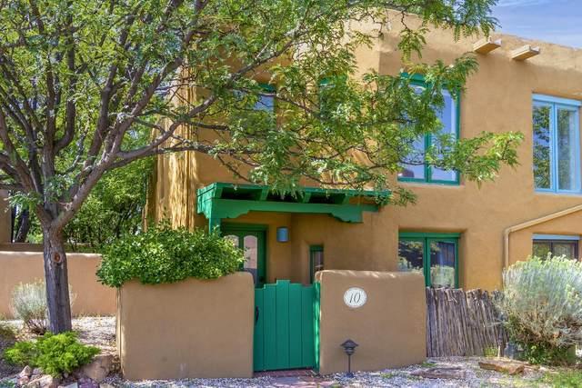 624 Galisteo St #10, Santa Fe, NM 87505 (MLS #202103709) :: Berkshire Hathaway HomeServices Santa Fe Real Estate