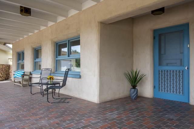 92 A County Rd 84, Santa Fe, NM 87506 (MLS #202103735) :: Neil Lyon Group | Sotheby's International Realty