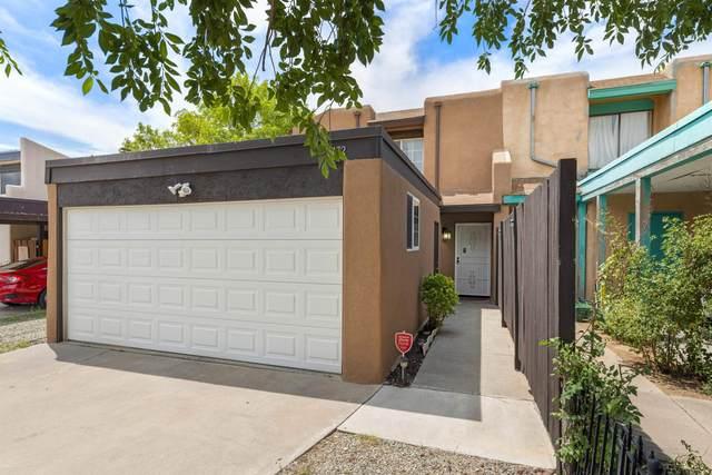 1472 Acequia Borrada W., Santa Fe, NM 87507 (MLS #202103740) :: Summit Group Real Estate Professionals