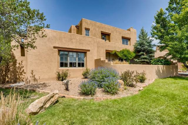 3101 Old Pecos Trail #607, Santa Fe, NM 87505 (MLS #202103741) :: Summit Group Real Estate Professionals