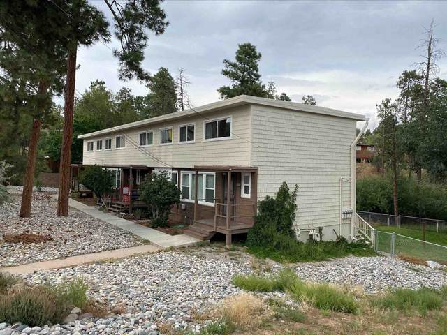 3974 Alabama A, B, C, D, Los Alamos, NM 87544 (MLS #202103771) :: Summit Group Real Estate Professionals