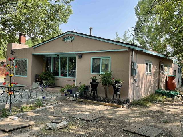 70 County Rd 84B, El Rancho, NM 87506 (MLS #202103780) :: Neil Lyon Group | Sotheby's International Realty