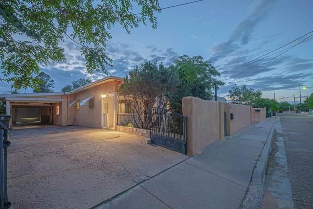 826 Pablina, Santa Fe, NM 87505 (MLS #202103785) :: Neil Lyon Group | Sotheby's International Realty
