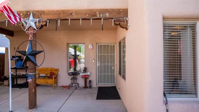 4409 Blue Juniper, Santa Fe, NM 87507 (MLS #202103796) :: Berkshire Hathaway HomeServices Santa Fe Real Estate