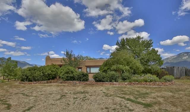 29 Las Animas, Taos, NM 87571 (MLS #202103816) :: The Very Best of Santa Fe