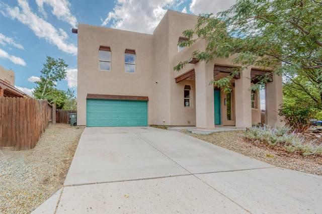 4709 Sundial Way, Santa Fe, NM 87507 (MLS #202103827) :: Neil Lyon Group | Sotheby's International Realty
