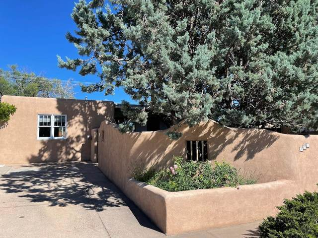 825 Rio Vista, Santa Fe, NM 87501 (MLS #202103839) :: Summit Group Real Estate Professionals