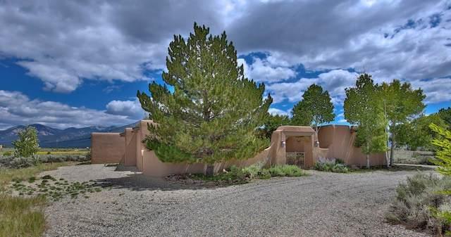 23 N Mesa Rd, Taos, NM 87571 (MLS #202103874) :: The Very Best of Santa Fe
