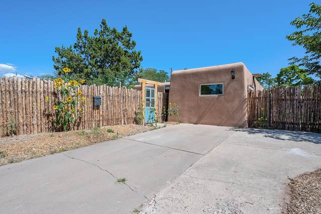 1625 Ben Hur, Santa Fe, NM 87501 (MLS #202103875) :: Neil Lyon Group | Sotheby's International Realty