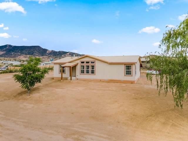 5 Unicorn Ln, Abiquiu, NM 87530 (MLS #202103878) :: The Very Best of Santa Fe