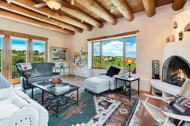 3 S Camino Don Carlos, Santa Fe, NM 87506 (MLS #202103889) :: Stephanie Hamilton Real Estate