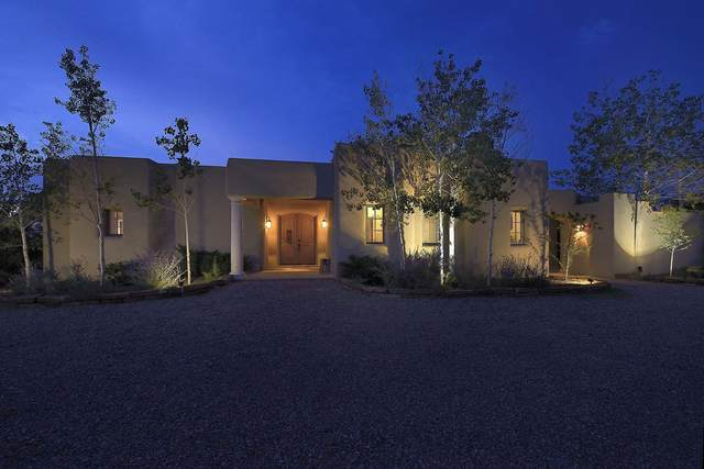 48 Paseo Encantado Ne, Santa Fe, NM 87506 (MLS #202103906) :: Neil Lyon Group | Sotheby's International Realty