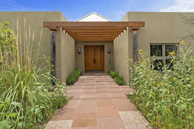 1023 County Road 142, Abiquiu, NM 87510 (MLS #202103908) :: The Very Best of Santa Fe