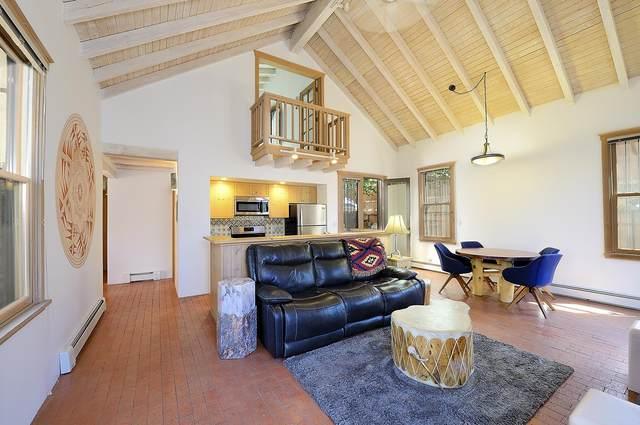 244 Casados #8, Santa Fe, NM 87501 (MLS #202103910) :: Neil Lyon Group | Sotheby's International Realty
