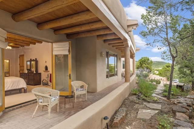 850 Paseo De Don Carlos, Santa Fe, NM 87501 (MLS #202103916) :: Neil Lyon Group   Sotheby's International Realty