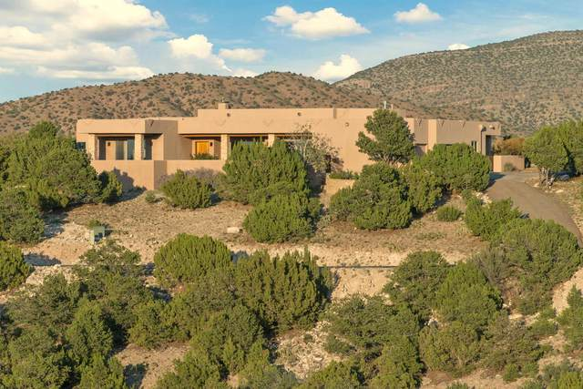 8 Sunrise Drive, Placitas, NM 87043 (MLS #202103926) :: Berkshire Hathaway HomeServices Santa Fe Real Estate
