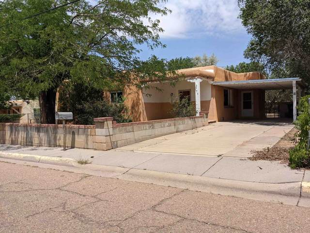 703 Columbia, Santa Fe, NM 87505 (MLS #202103932) :: Summit Group Real Estate Professionals
