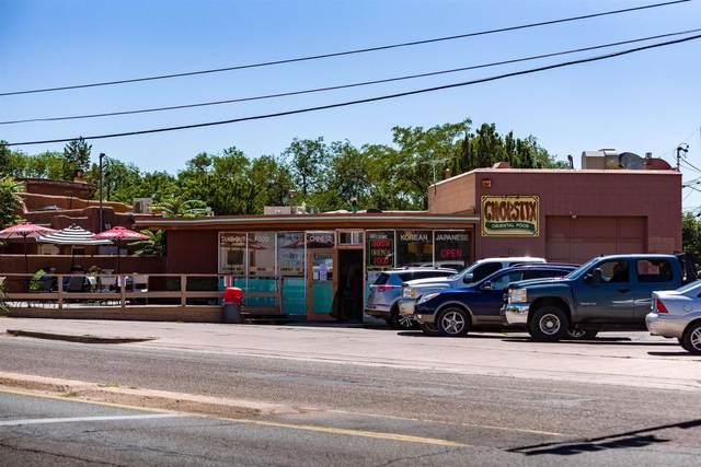 Santa Fe, NM 87501 :: Berkshire Hathaway HomeServices Santa Fe Real Estate