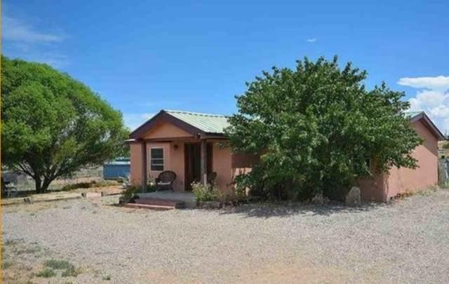 56 Tierra Hermosa, Santa Fe, NM 87507 (MLS #202103948) :: Berkshire Hathaway HomeServices Santa Fe Real Estate