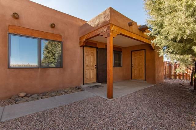 2600 W Zia R-2, Santa Fe, NM 87505 (MLS #202103970) :: Berkshire Hathaway HomeServices Santa Fe Real Estate