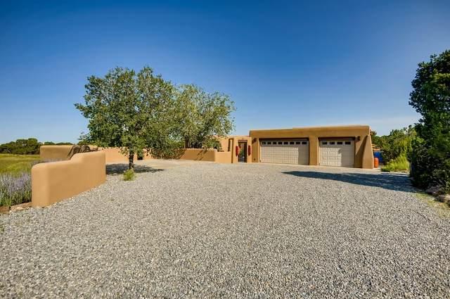 12 Monterey Road, Santa Fe, NM 87508 (MLS #202103973) :: Berkshire Hathaway HomeServices Santa Fe Real Estate