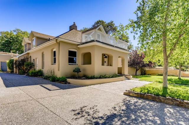 629 Palace Ave #1, Santa Fe, NM 87501 (MLS #202103979) :: Neil Lyon Group | Sotheby's International Realty