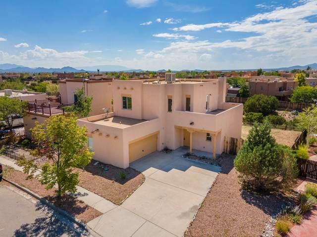 4630 Sunset Ridge, Santa Fe, NM 87507 (MLS #202104010) :: Berkshire Hathaway HomeServices Santa Fe Real Estate