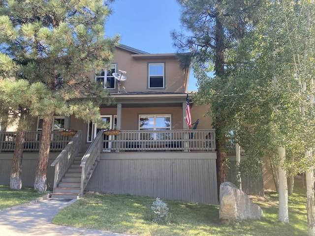 4955 S Sol, Los Alamos, NM 87544 (MLS #202104027) :: Berkshire Hathaway HomeServices Santa Fe Real Estate