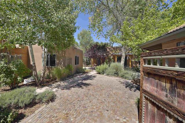 761 West Manhattan, Santa Fe, NM 87501 (MLS #202104036) :: Stephanie Hamilton Real Estate