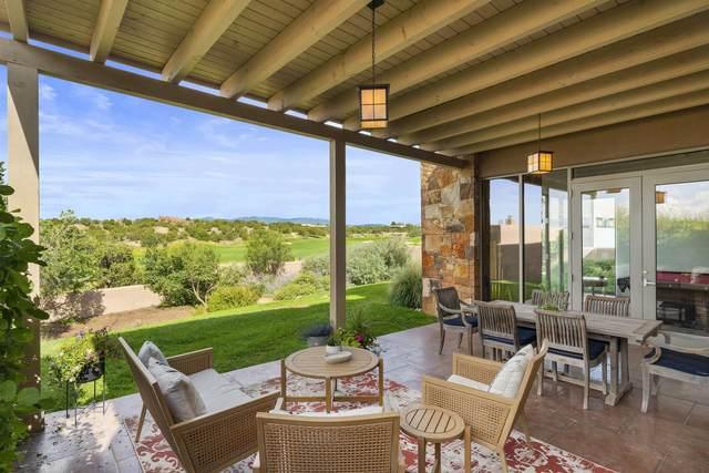 48 Paseo Aragon, Santa Fe, NM 87506 (MLS #202104047) :: Neil Lyon Group | Sotheby's International Realty