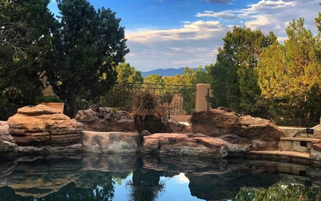62 & 58 W Wildflower Dr, Santa Fe, NM 87506 (MLS #202104050) :: Neil Lyon Group | Sotheby's International Realty