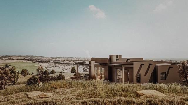 3 Via Palomita (Black Mesa, Lot 7), Santa Fe, NM 87506 (MLS #202104086) :: Neil Lyon Group | Sotheby's International Realty