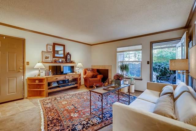 2501 W Zia Rd 105/Bldg 8, Santa Fe, NM 87505 (MLS #202104087) :: Berkshire Hathaway HomeServices Santa Fe Real Estate