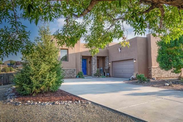 7320 Rio Del Sol, Santa Fe, NM 87507 (MLS #202104090) :: Neil Lyon Group   Sotheby's International Realty