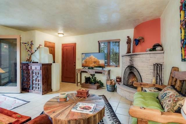 581 W San Francisco #3, Santa Fe, NM 87501 (MLS #202104094) :: Neil Lyon Group | Sotheby's International Realty