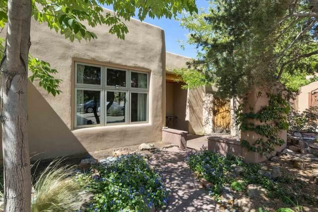 2709 Herradura #A, Santa Fe, NM 87505 (MLS #202104109) :: Neil Lyon Group | Sotheby's International Realty