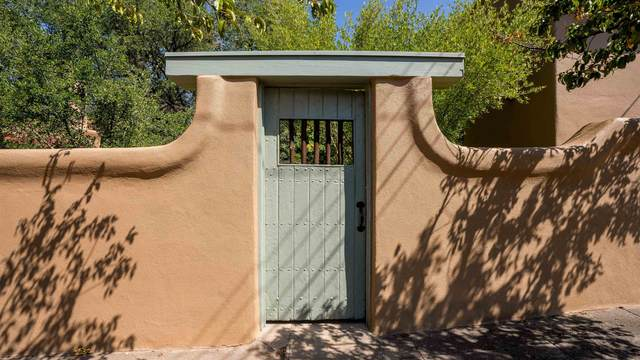 728 Don Gaspar #3, Santa Fe, NM 87505 (MLS #202104110) :: Berkshire Hathaway HomeServices Santa Fe Real Estate