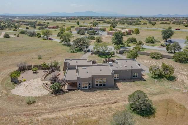 16 N Chamisa Drive, Santa Fe, NM 87508 (MLS #202104121) :: Neil Lyon Group | Sotheby's International Realty