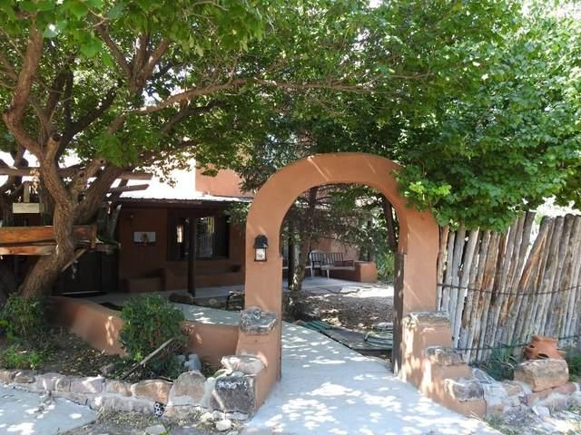 4 Melody, Santa Fe, NM 87506 (MLS #202104125) :: Neil Lyon Group | Sotheby's International Realty