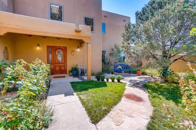 3254 Ojos De Jo, Santa Fe, NM 87507 (MLS #202104132) :: Neil Lyon Group | Sotheby's International Realty