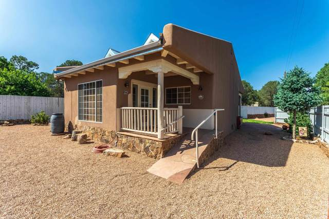 6 Ponderosa Lane, Pecos, NM 87552 (MLS #202104133) :: Berkshire Hathaway HomeServices Santa Fe Real Estate