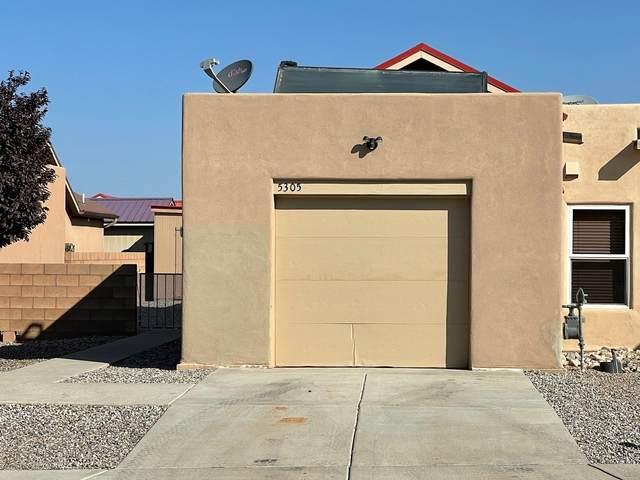 5305 Circita Del Sur, Santa Fe, NM 87507 (MLS #202104134) :: Neil Lyon Group | Sotheby's International Realty