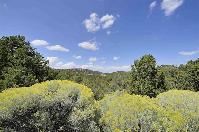 1112 S Summit Ridge Lot 32, Santa Fe, NM 87501 (MLS #202104136) :: The Very Best of Santa Fe